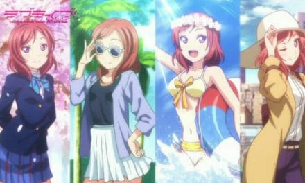 Maki Nishikino Named Watering Kissmint's New Image Girl