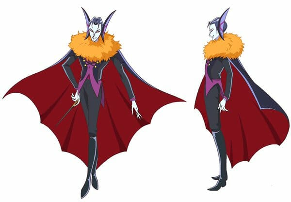 Magic Girls Precure Character Visual - Batty 001 - 20160128