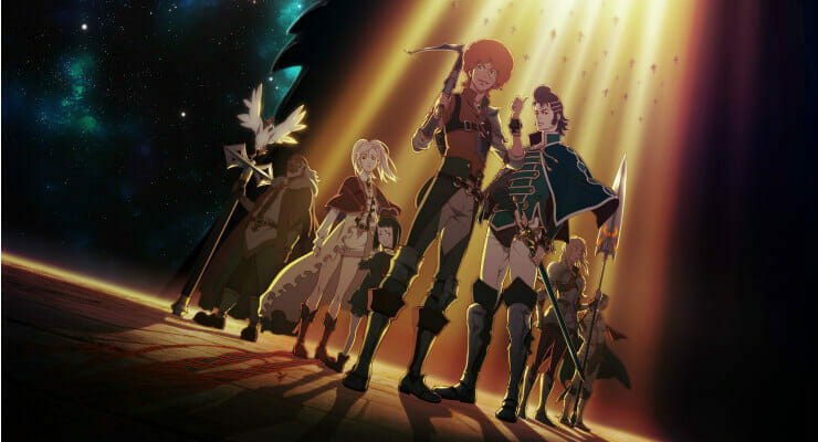 Funimation Announces Rage of Bahamut: Genesis Dub Cast