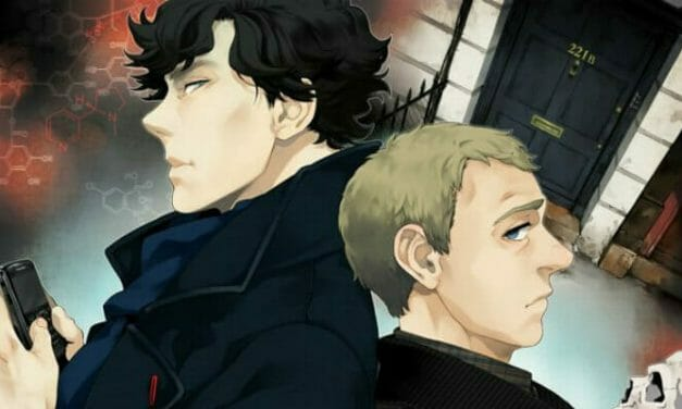 Titan Comics To Release Sherlock Manga In US & UK