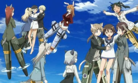 Strike Witches 501 Butai Hasshinshimasu! Gets First Visual