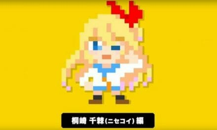 Nisekoi's Chitoge Kirisaki Joins The Super Mario Maker Cast