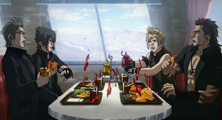 Gladio Takes The Lead In Brotherhood: Final Fantasy XV Episode 3