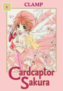 Cardcaptor Sakura Manga Cover 001 - 20160302