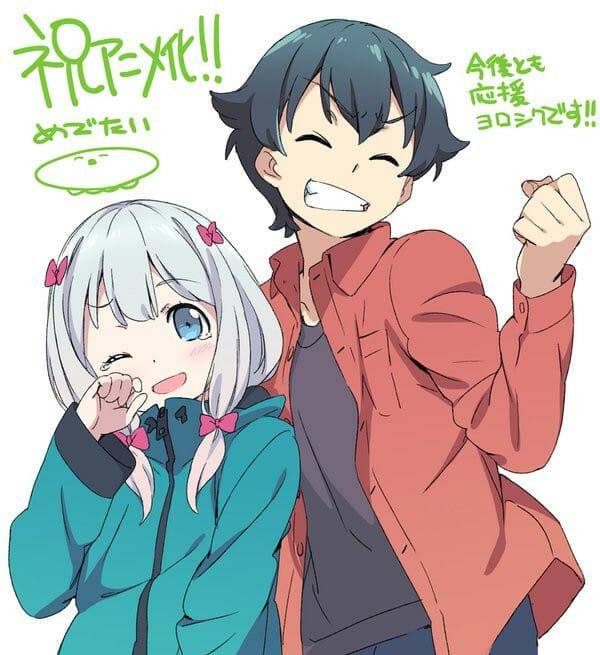 Eromanga Sensei Anime Teaser 001 - 20160313