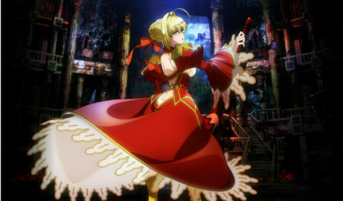 Second Fate/Extra Last Encore Anime PV Unveiled; New Visual Revealed
