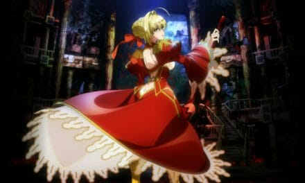 Shaft Producing Fate/Extra The Last Encore Anime Series