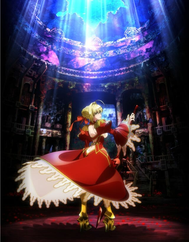 Fate Extra Last Encore Visual 001 - 20160327