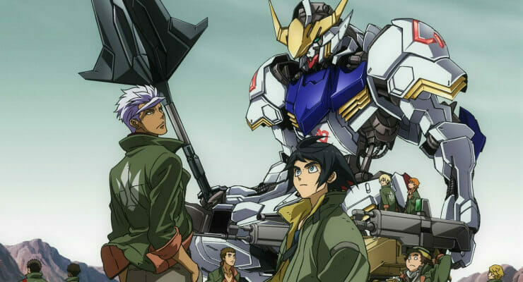 AniWeekly 84: Iron-Blooded Voltrons