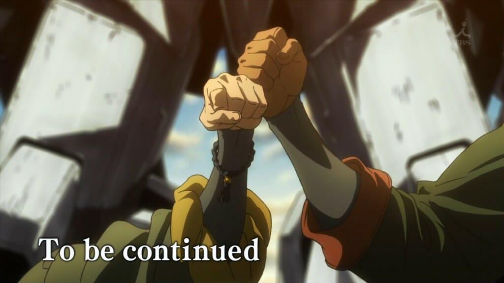 Gundam Iron Blooded Orphans Second Season Reveal 003 - 20160327
