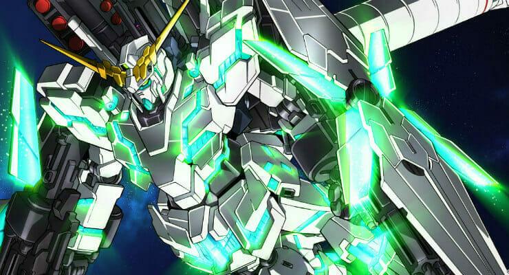 Crunchyroll To Stream Mobile Suit Gundam Unicorn Re:0096