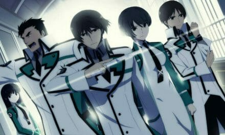 The Irregular at Magic High School Movie In The Works