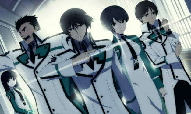 The irregular at magic high school Gets Blu-Ray Boxed Set in October 2018