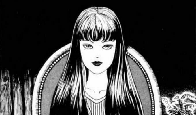 "Viz Media Adds Junji Ito's ""Tomie"" Manga"