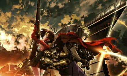 Kabaneri of the Iron Fortress Sequel Movie Gets New Trailer & Visual