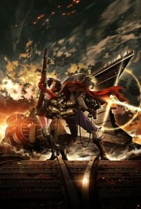 Kabaneri of the Iron Fortress Visual 001 - 20160317
