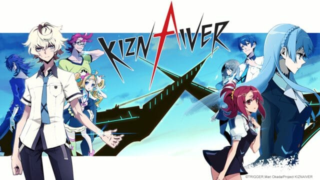 Kiznaiver Manga 001 - 20160325