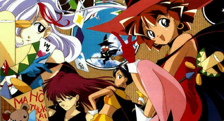 Nozomi Starts Streaming Magic User's Club OVA