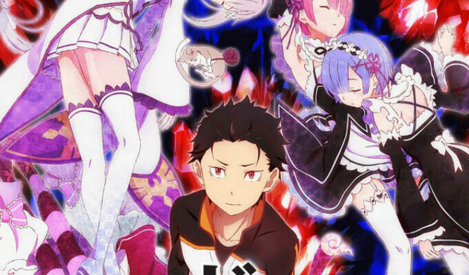 Crunchyroll To Stream Re:ZERO -Starting Life in Another World-