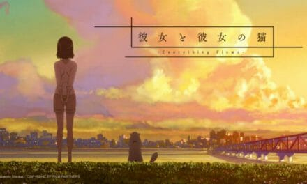 Crunchyroll Adds She And Her Cat -Everything Flows-