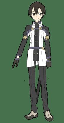 Sword Art Online The Movie Ordinal Scale Character Visual Kirito 002 - 20160313