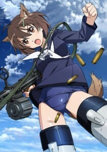 Brave Witches Visual 001 - 20160402