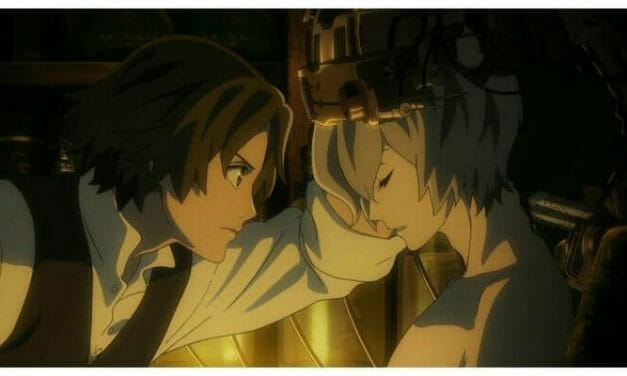 "Funimation Unveils ""The Empire of Corpses"" Dub Cast, Trailer"
