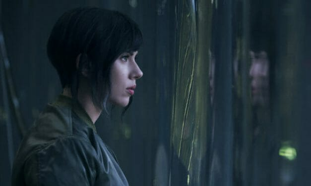 "Ghost in the Shell (2017) Short-Listed for ""Best Visual Effects"" Oscar Nomination"