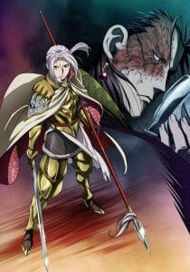 Heroic Legend of Arslan Season 2 Visual 001 - 20160415