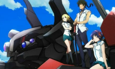 Netflix Schedules Kuromukuro Season 2 Streams For October 2016