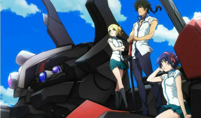 "PonyCan USA Unveils ""KuroMukuro"" Blu-Ray Releases"