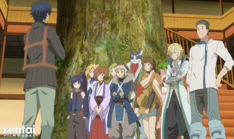 Log Horizon 2 001 - 20160429