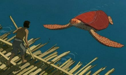 "Studio Ghibli & Wild Bunch's ""The Red Turtle"" Wins Annie Award"