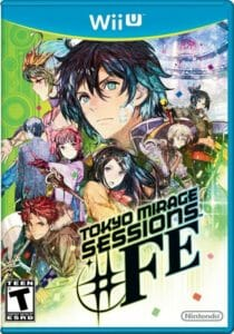 Tokyo Mirage Sessions Sharp FE Boxart 001 - 20160423