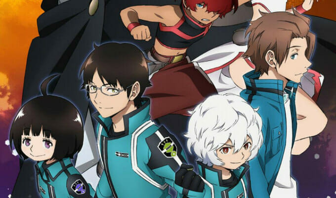 First World Trigger Dub Cast Members Announced