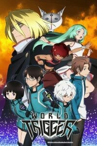 World Trigger Visual 001 - 20160422