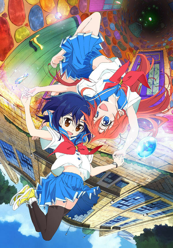 Flip Flappers 001 - 20160513