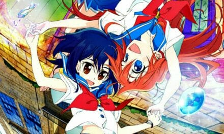 Third Flip Flappers Anime PV Hits The Web