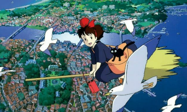 Kiki's Delivery Service: Delivering Hope, Saving Lives