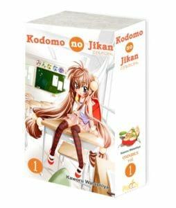 Kodomo no Jikan Manga Cover 001 - 20160526