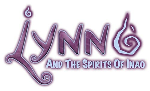 Lynn and the Spirits of Inao Logo 001 - 20160503