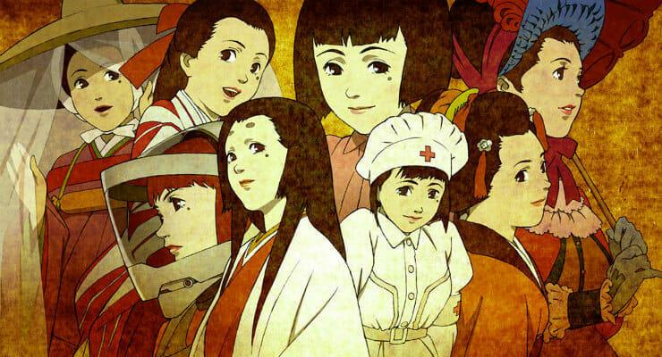 "Tubi TV Starts Streaming Satoshi Kon's ""Millennium Actress"" Film"