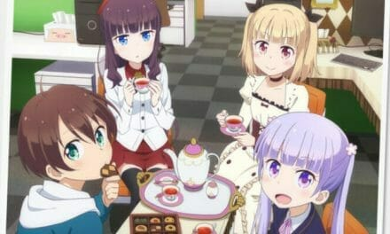 New Game! Anime Gets New Visual