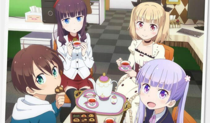 "Latest ""New Game!"" PV Previews Opening Theme ""Sakura Skip"""