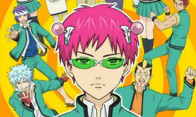 "Funimation Announces ""The Disastrous Life of Saiki K."" Dub Cast"
