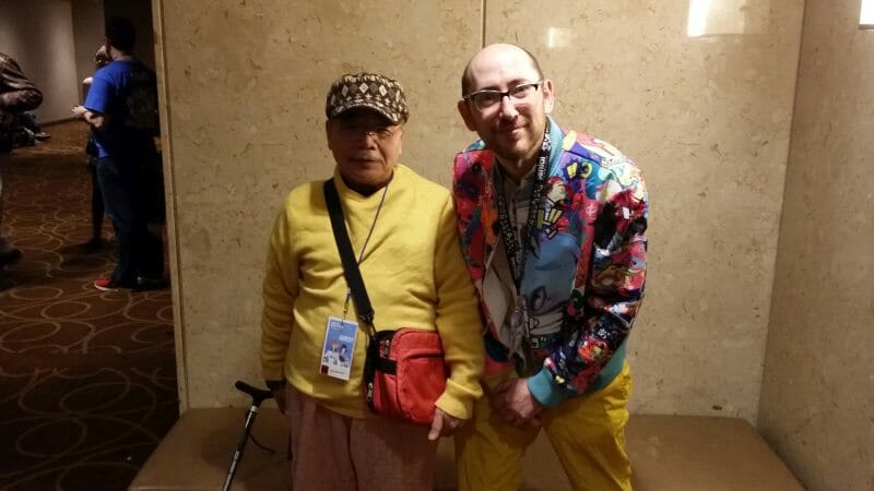 Seth Burn Massao Maruyama - Anime Boston 2016 - 20160501