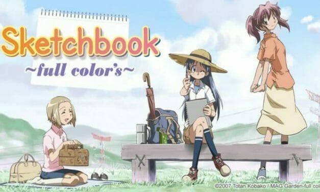 "Crunchyroll To Stream ""You're Being Summoned, Azazel"", ""Sketchbook ~full color's~"""