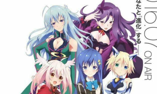 Ange Vierge Gets New Visual, 7/9 Premiere