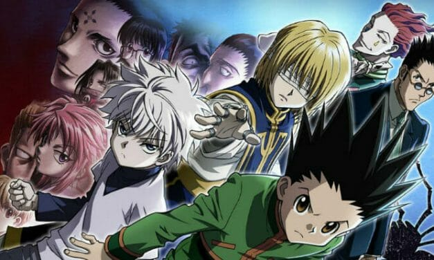 Toonami To Air Hunter x Hunter Marathon For Independence Day Weekend