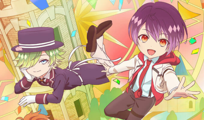 "Crunchyroll To Stream ""Ozmafia!!"" Anime"